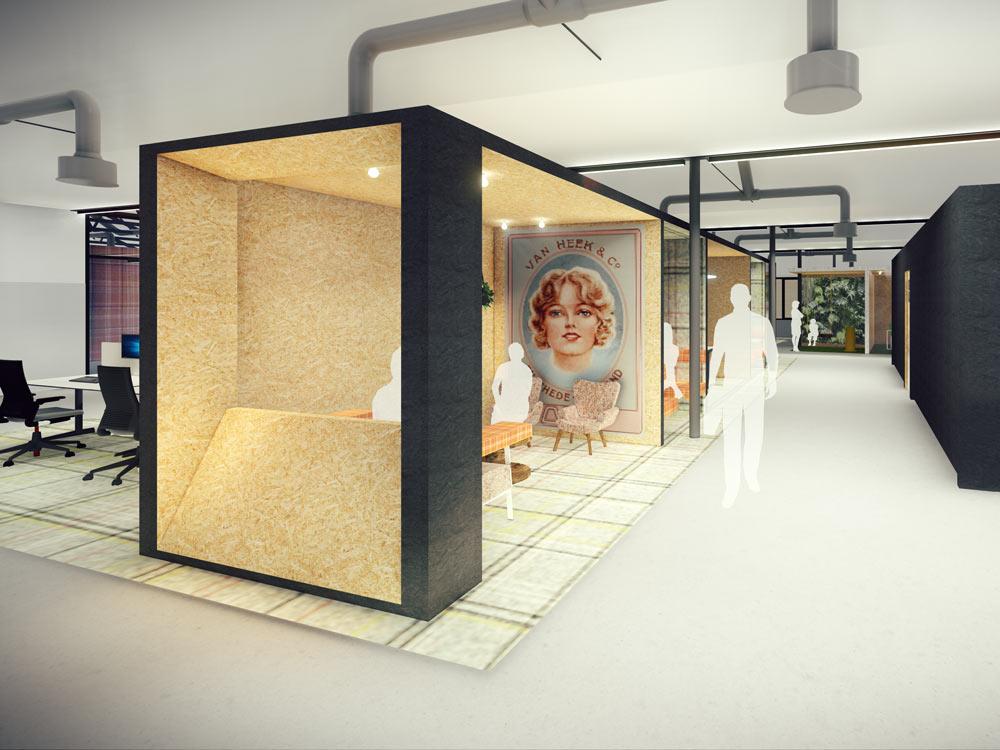 Evelien lulofs freelance interieurontwerper en ruimtelijk grafisch vormgever deventer for Foto van interieurontwerp